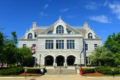 新罕布什尔立法办公室,一致, NH,美国 免版税库存图片