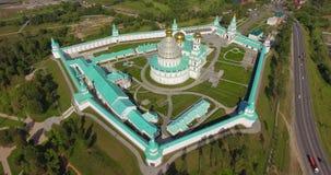 新耶路撒冷修道院,俄罗斯 通风 股票录像