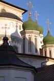 新耶路撒冷的修道院 免版税库存照片