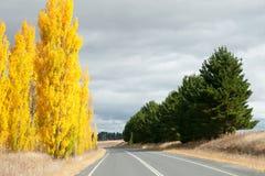 新英格兰高速公路 免版税库存图片