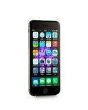新苹果计算机iPhone 6前方 免版税库存图片