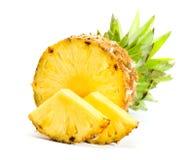 新菠萝片式 免版税库存图片