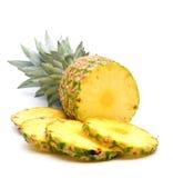 新菠萝片式 库存图片