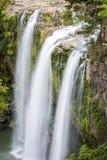 新西兰瀑布 图库摄影