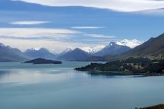 新西兰的壮观的本质 免版税库存图片