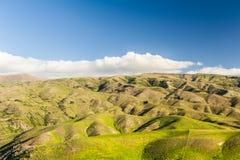 新西兰的小山 免版税图库摄影