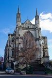 新西兰的教会 库存照片