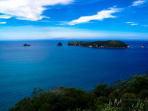 新西兰的美好的风景 库存照片