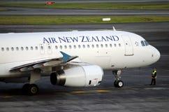 新西兰航空公司 免版税库存照片