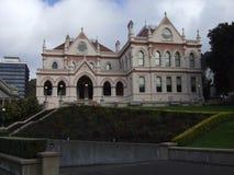 新西兰,惠灵顿 免版税库存图片