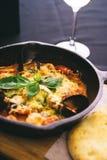 新近地煮熟的海鲜 免版税图库摄影