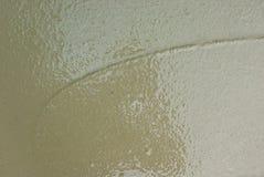 新近地被放置的水泥楼层 免版税图库摄影