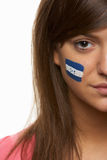 新风扇女性的体育运动 免版税库存图片
