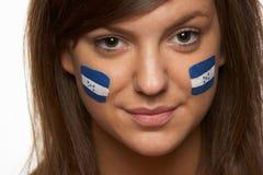 新风扇女性的体育运动 免版税图库摄影
