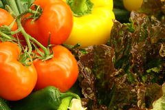 新鲜农产品 免版税库存图片