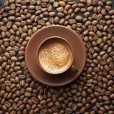新鲜咖啡 免版税库存照片