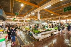 新鲜市场,普吉岛镇 免版税图库摄影