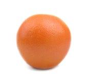 新鲜橙色,刷新为鲜美夏天沙拉在白色背景隔绝的维生素充分结果实 夏天果子 库存照片