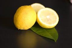 新鲜水果柠檬 免版税库存图片