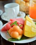 新鲜水果 果子混合 免版税库存图片