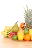 新鲜水果 库存图片