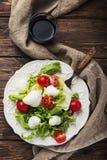 新鲜的健康沙拉 免版税图库摄影