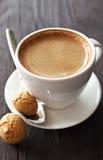 新鲜的咖啡 库存图片