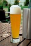 新鲜的啤酒 免版税库存照片