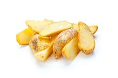 新鲜的土豆烘烤 免版税图库摄影