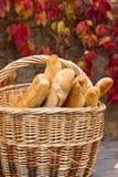 新鲜的大面包面包 库存图片