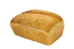 新鲜的家庭做的黑面包 免版税库存照片
