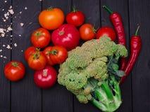 新鲜的开胃菜照片  适当的营养 素食主义 免版税库存照片