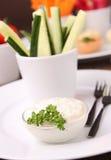 新鲜的开胃菜 免版税库存图片