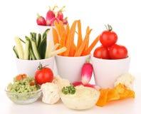 新鲜的开胃菜 库存图片