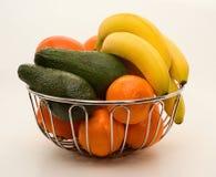 新鲜的异乎寻常的果子 免版税库存照片