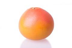 新鲜的成熟葡萄柚 免版税图库摄影