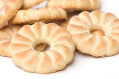 新鲜的曲奇饼 免版税图库摄影
