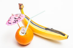 新鲜的柑橘 免版税库存照片
