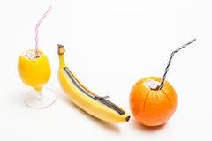 新鲜的柑橘 库存照片