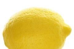 新鲜的柠檬 库存照片