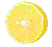 新鲜的柠檬 免版税图库摄影