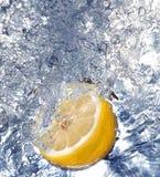新鲜的柠檬 库存图片