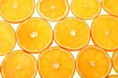 新鲜的桔子 免版税库存照片
