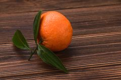 新鲜的橘子 免版税库存照片