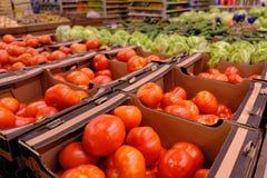 新鲜的水果和蔬菜大选择  免版税库存照片
