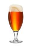 新鲜的浓味啤酒 库存照片