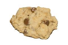新鲜的潮湿自创巧克力曲奇饼 库存图片