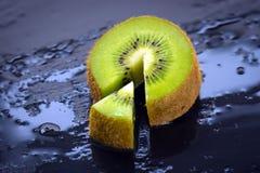 新鲜的猕猴桃 免版税图库摄影