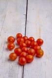 新鲜的甜蕃茄 免版税库存图片