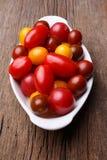 新鲜的祖传遗物西红柿 免版税库存图片